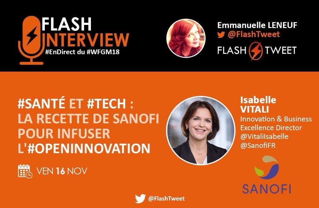 Santé des femmes : l'appel de Sanofi aux start-up