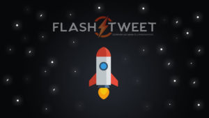 Lancement du site FlashTweet