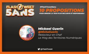 10 propositions pour une tech plus inclusive et responsable Mickael Guerin