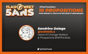 10 propositions pour une tech plus inclusive et responsable Sandrine Delage