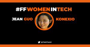 Jean Guo, ninja de l'inclusion numérique