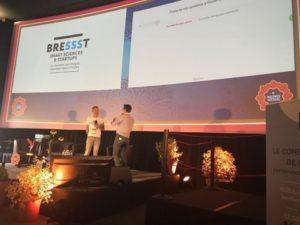 Crédit Mutuel Arkéa accélère sur la FinTech en lançant, à l'occasion du West Web Festival, le SXSW européen mêlant musique et start-up, son projet Bressst
