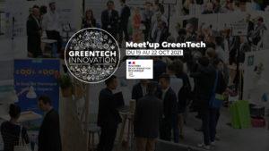 Le #MeetUpGreenTech se déroulera entre le 19 et le 22 octobre à Bercy #Tech #FrenchTech