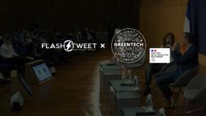 Emmanuelle Leneuf et Nicolas Hazard Le MeetUp GreenTech